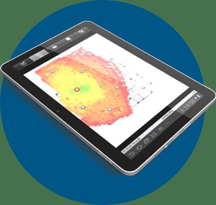 Ekahau Site Survey