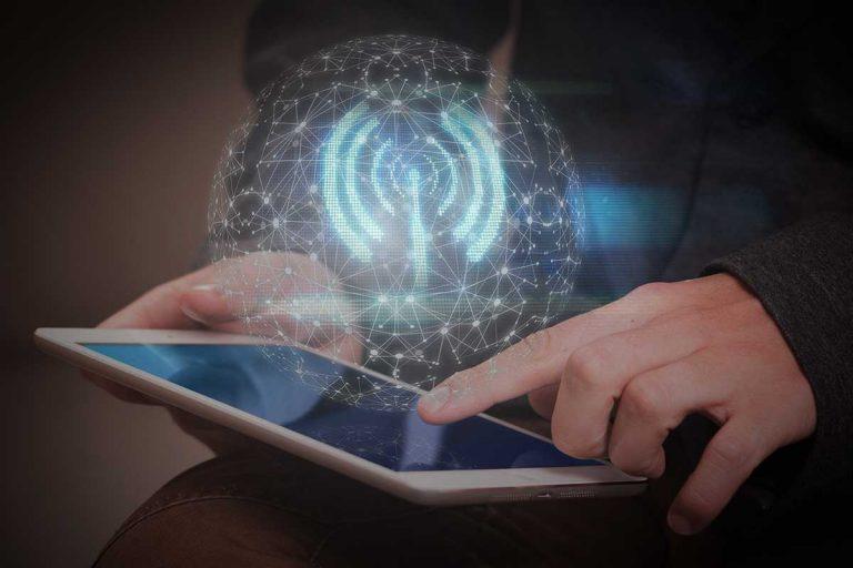 tecnologia wifi internet survey